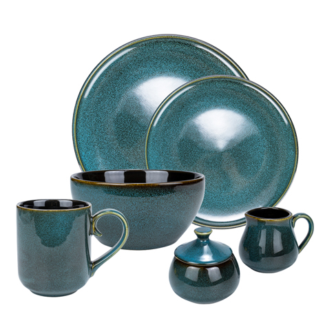 19PCS Dinnerware Dish Set